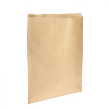 #11 Flat Brown Paper Bag 305mmx410mm 500 pkt