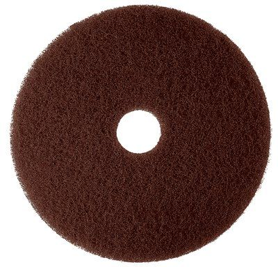 Brown Scotch Brite Surface Prep Pad 16 3m