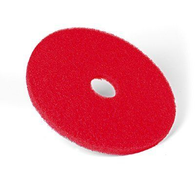 Buffing Pads 350mm (14') Red