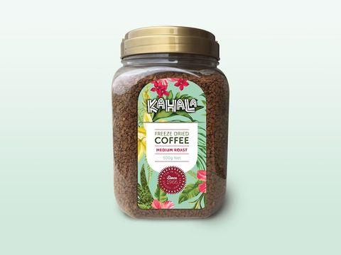 Kahala Freeze Dried Granulated Coffee 500gm