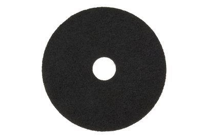 Buffing Pads 350mm (14') Black