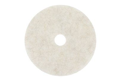 Buffing Pads 350mm (14') White