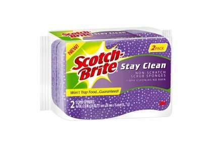 Scotch-Brite 2020 Purple Scour Pad