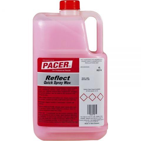 Reflect Spray Wax 4 Ltr
