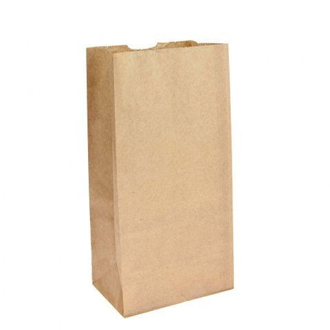 #8 Block Bottom Standard Brown Paper Bag 500pk