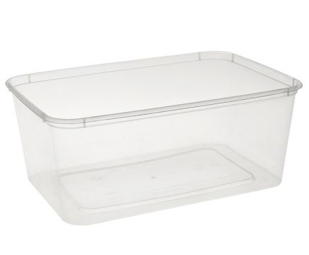 Rectangular Food Container 1000ml BS-1000A
