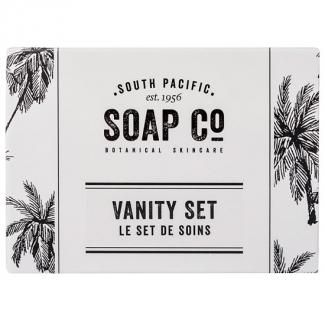 South Pacific Soap Co Vanity Pack