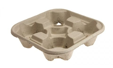 4 Cup Holder Tray Emperor slv 25