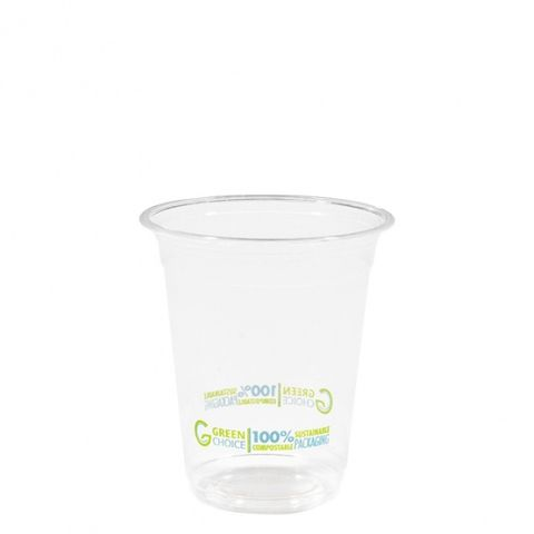 Green Choice Clear Cup 12oz 50 per sleeve