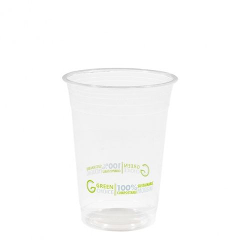 Green Choice Clear Cup 16oz 50 per sleeve