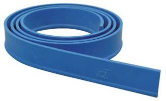 Blue Window Squeegee Rubbers 45 cm