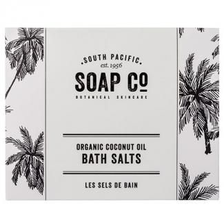 South Pacific Soap Co Bath Salts Bag Infusion