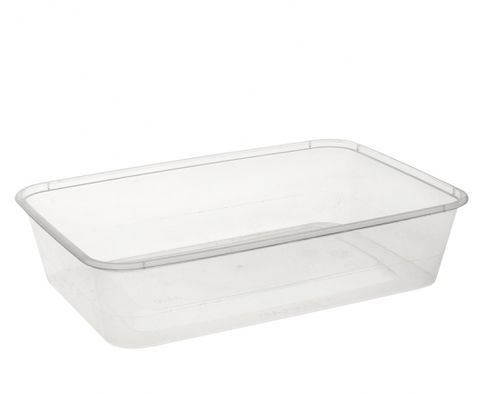 Uni-chef 500ml Rectangular Containers BS500