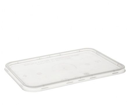 Uni-chef Lids For 500 ml  - 1000ml Rect. Containers