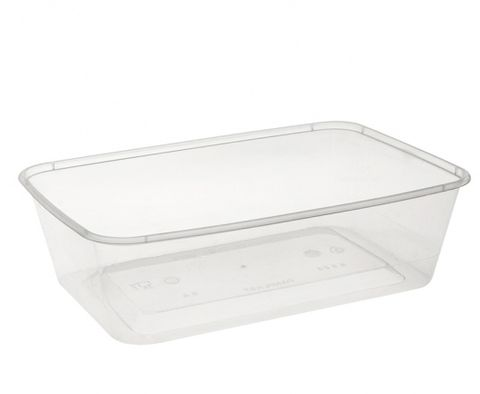 Uni-chef 650ml  Rectangular Containers BS650
