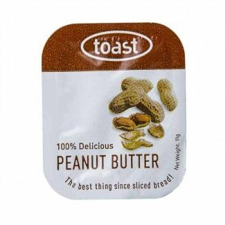Toast Peanut Butter 48 units per tray