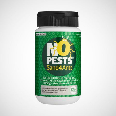 No Pests Sand 4 Ants 500g
