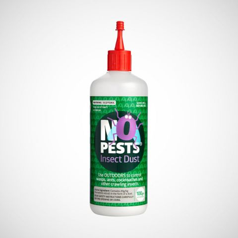 No Pests Insect Dust