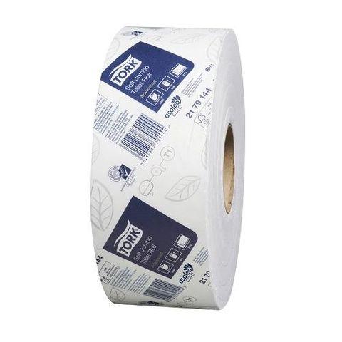 Tork Soft Jumbo Toilet Roll 2ply Advanced T1