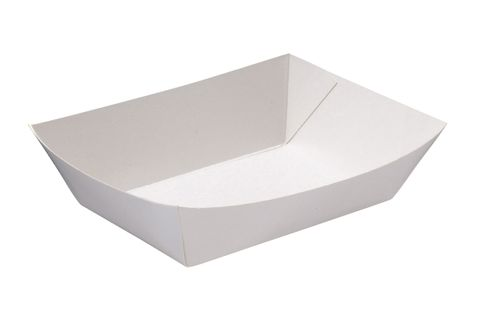 Rediserve Paper Food Tray #2 Small 150 slv