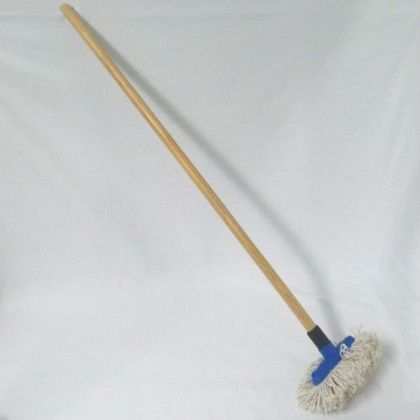 Browns Wall Mop / Dolly Mop With Handle