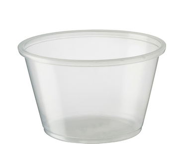 Portion Cup 120ml  250pk