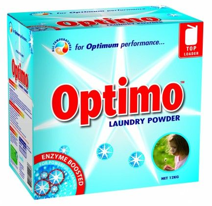 Diversy Optimo Laundry Powder 12g