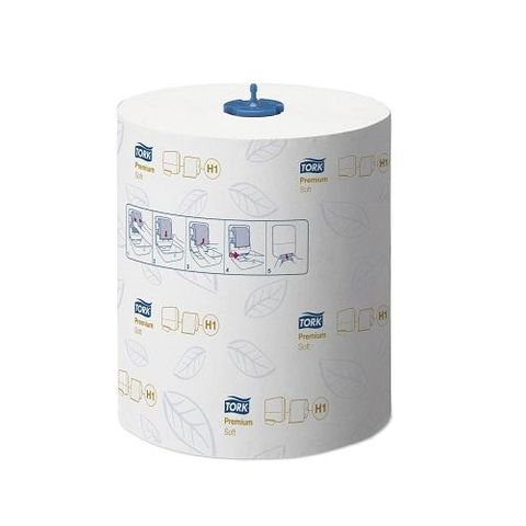 Tork Matic Extra Soft Hand Towel 2 Ply Premium H1