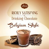 Bon Accord Belgian Style Hot Chocolate Powder 3kg
