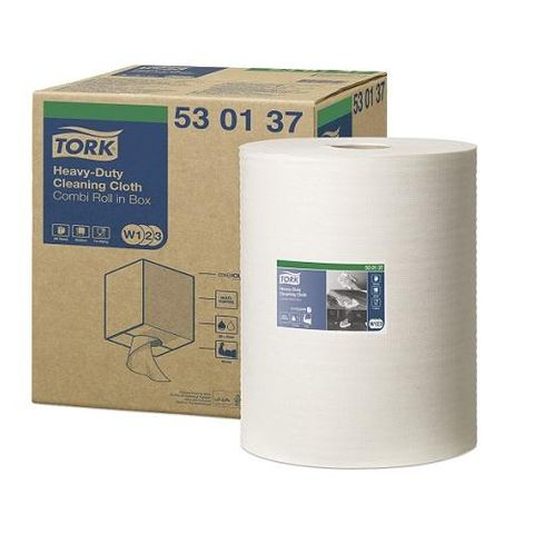 Tork Heavy Duty Cleaning Cloth Combi Roll