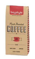 Baystyle Fresh Coffee Beans Dark Roast Wholebeans 1kg