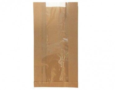 Cob Loaf Window Bag