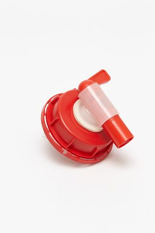 Cap Tap 70mm Red / Red