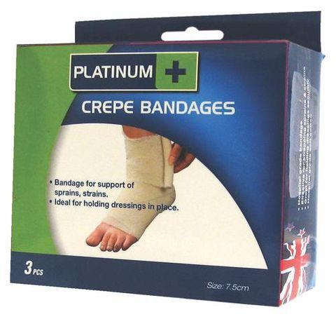 Crepe Bandage 7.5cm per Bandage