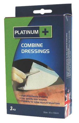 Combine Dressing per Dressing
