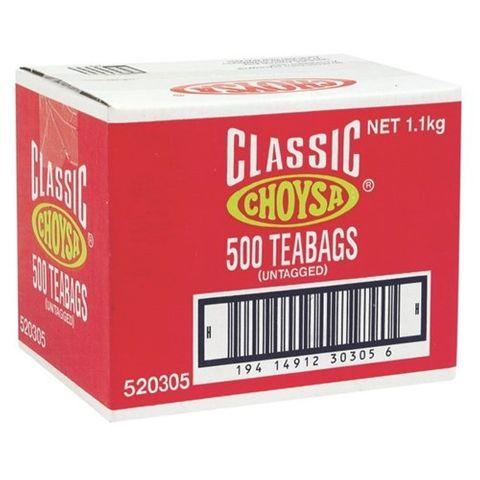 Tea - Choysa (500 bags)