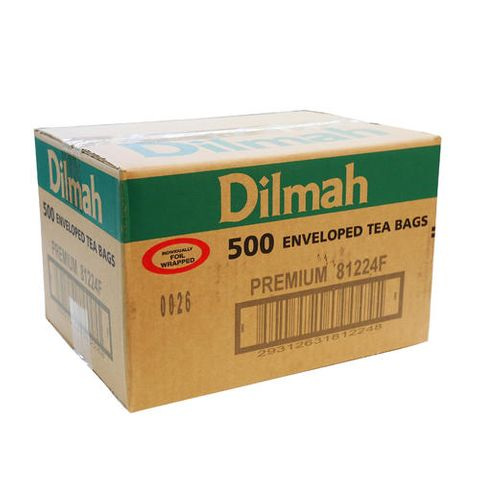 Dilmah Tea Bags Premium Foil Enveloped 500