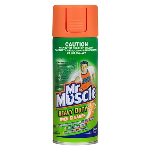 Mr Muscle Heavy Duty Oven Cleaner