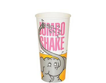 Daintree Milk Shake Cup 24oz 25 per sleeve Jolly Jumbo