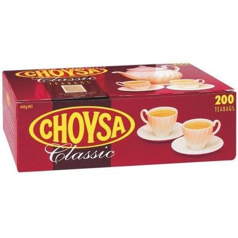 Choysa Tea Bags 200's
