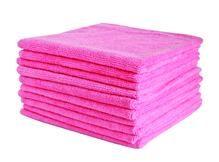 Rapid Clean Microfibre Cloth Red