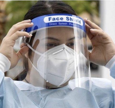 Isolation Face Shield