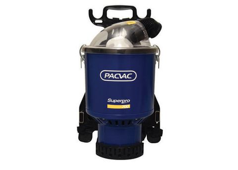 Pacvac Superpro Back Pack Vacuum Cleaner