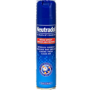 Neutradol Room Spray Deodoriser Aerosol