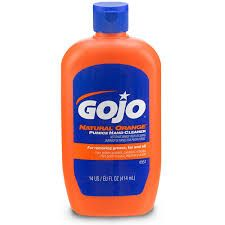 GoJo Grippit Orange/Pumice 414ml