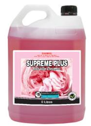 SUPREME PLUS BODY WASH