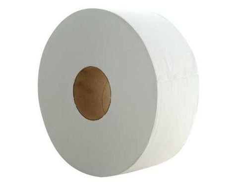 Cleaning SuppliesNT Jumbo Toilet Roll 1Ply*12Rolls