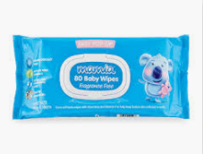 Edco Cheeky Wipes 10pk*80 wipes