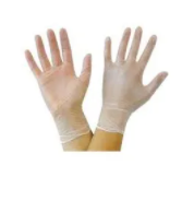 Smart Fit Vinyl PF Gloves -Large PKT/200