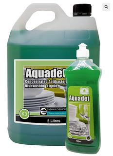 Aquadet Manual Dishwashing Liquid 750ml